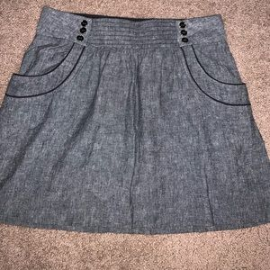 Maurice's super cute black skirt